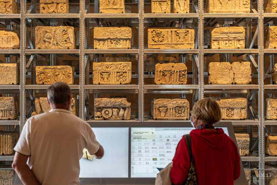 FRANCE - CULTURE - HISTORY - OPENING OF THE NARBO VIA MUSEUM