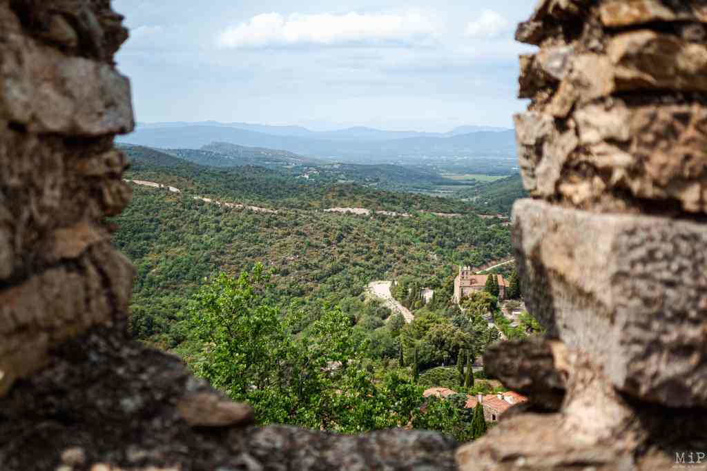 FRANCE - OPENING TO THE PUBLIC OF THE CASTLE OF CASTELNOU