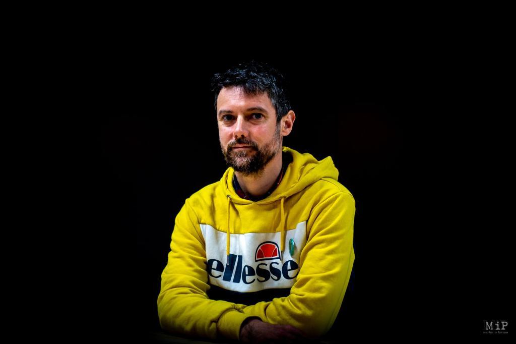 Nicolas Berjoan © Idhir Baha