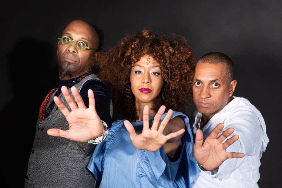 Aguas Trio photo © Lauren Pasche