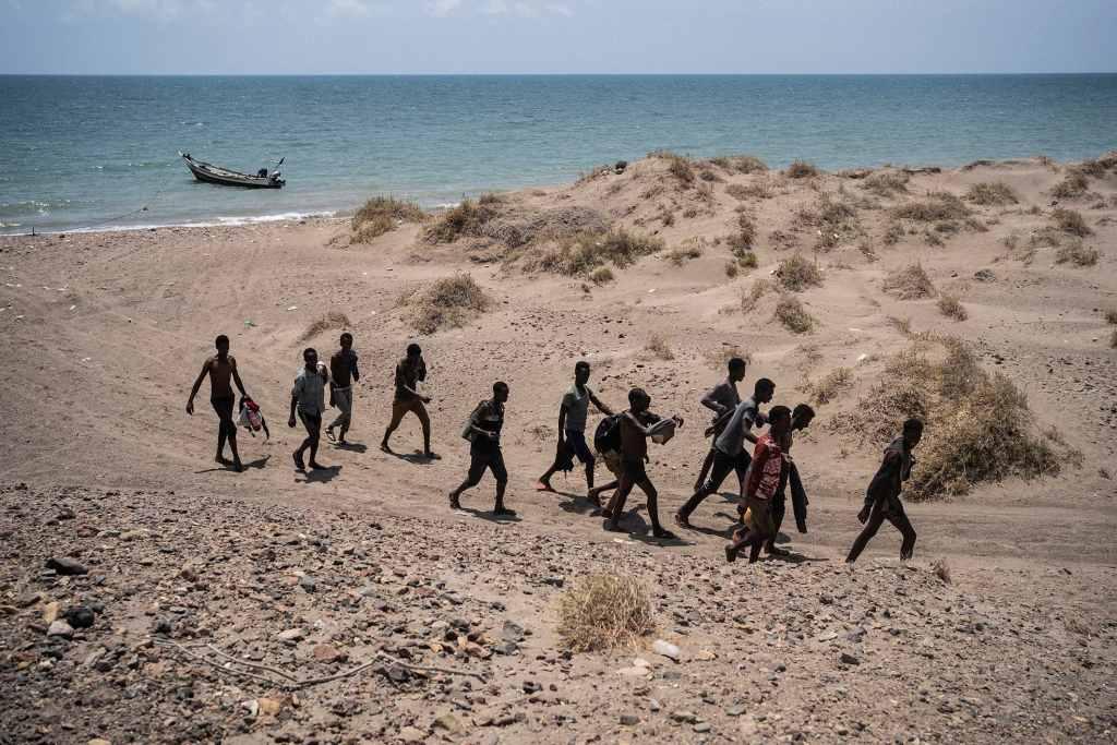 © Olivier Jobard / MYOP - Ethiopie, exils et dérives