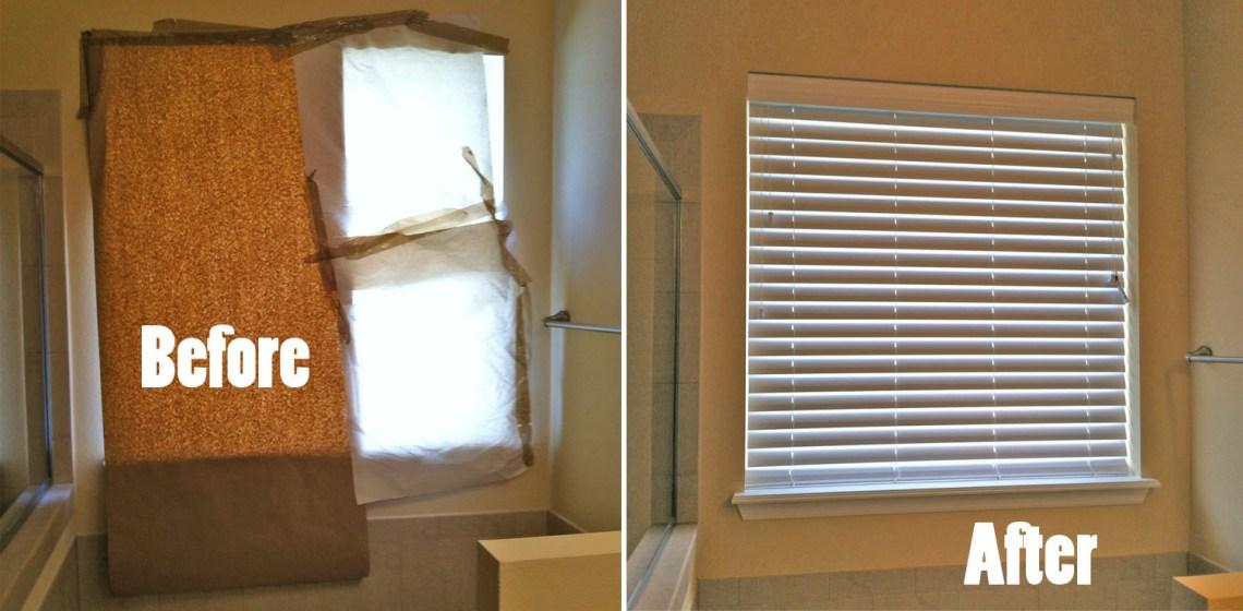 Image Result For Bathroom Window Treatment Ideas