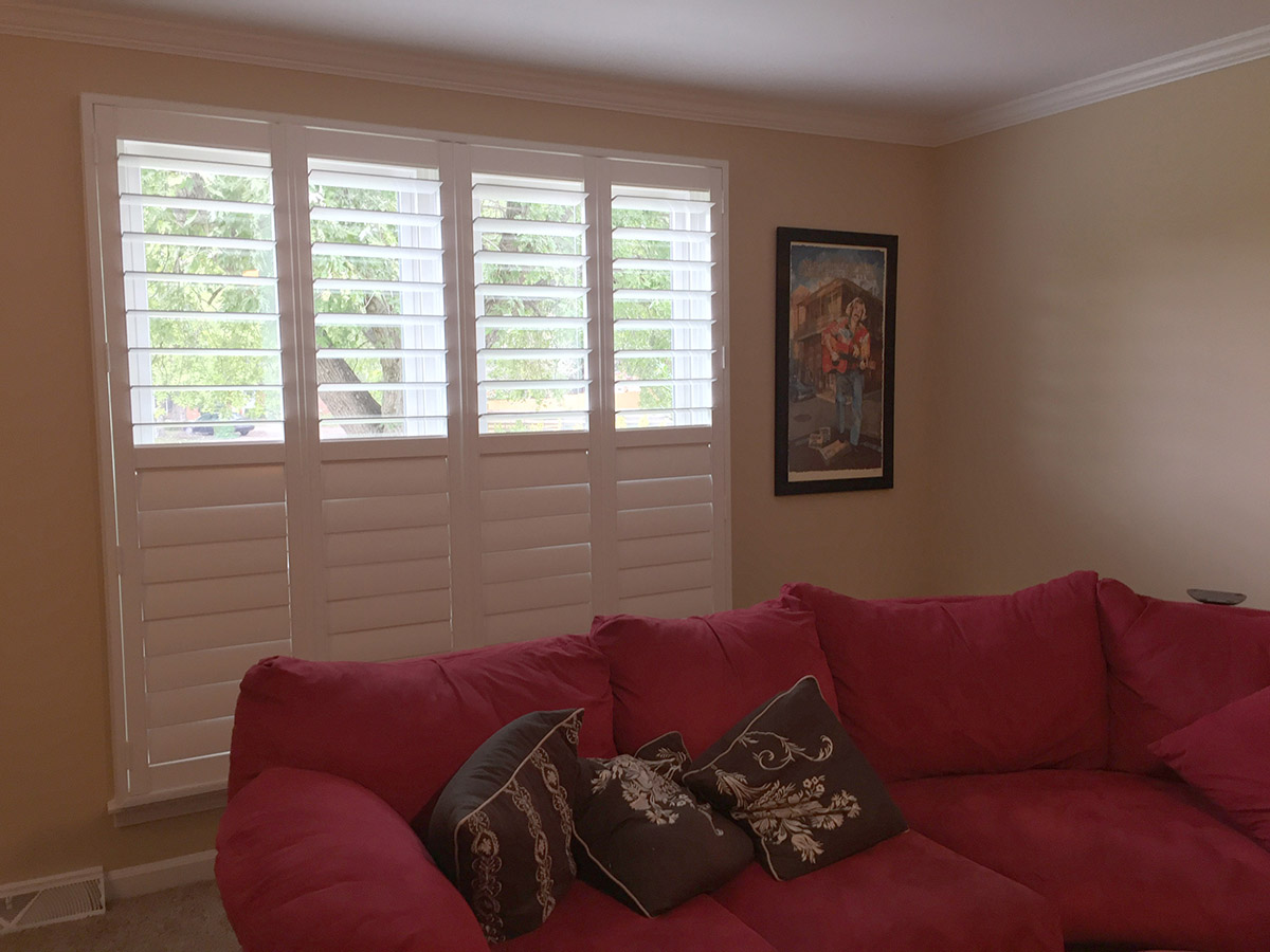 Nothing Warms A Room Like Graber Shutters
