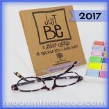2017 cd case calendar just be by made in the shea'd
