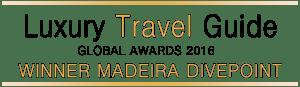 Travel award Madeira Divepoint