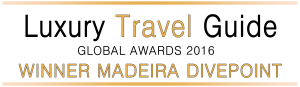 Travel award Madeira Divepoint