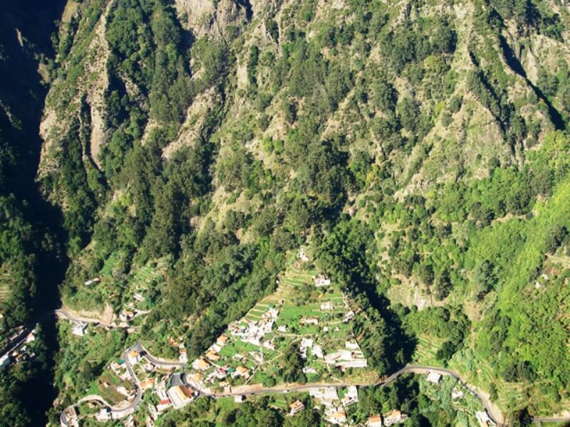 Eira do Serrado to Curral das Freiras Walk in Madeira (2)