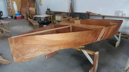 veleiro de 4,3m, um daysailer rápido e leve