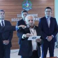Governador Marcos Rocha nomeia engenheiro florestal Edgar Menezes como secretário adjunto da Sedam