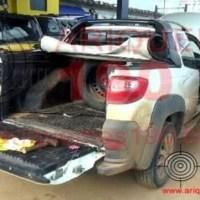 Bandido é baleado na BR-364 em Rondônia