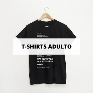 T-shirts adulto