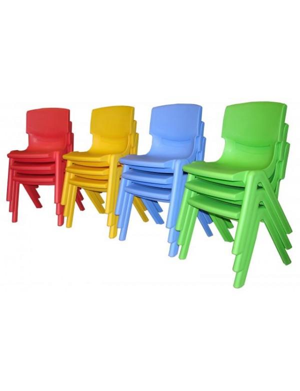 chaise enfant plastique 35 cm lot de 2 5 ou 10
