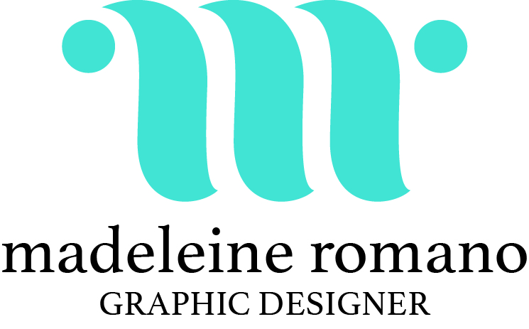 graphic designer madeleine romano freelance