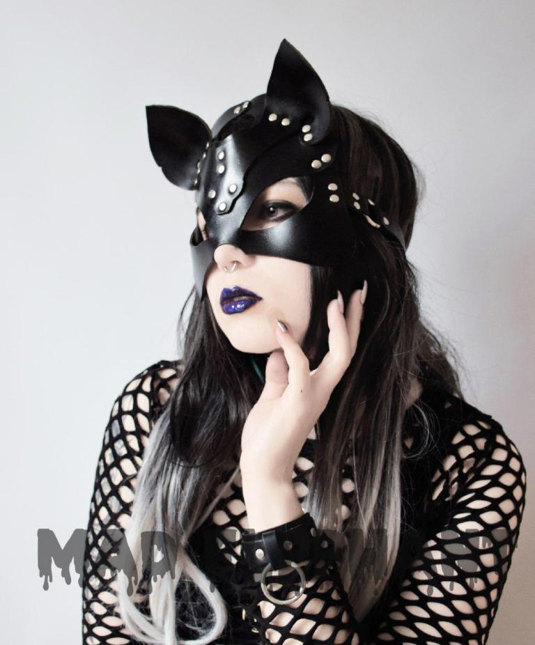 bdsm cat mask