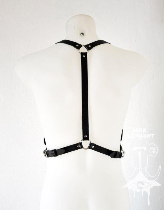 suspender harness fashion