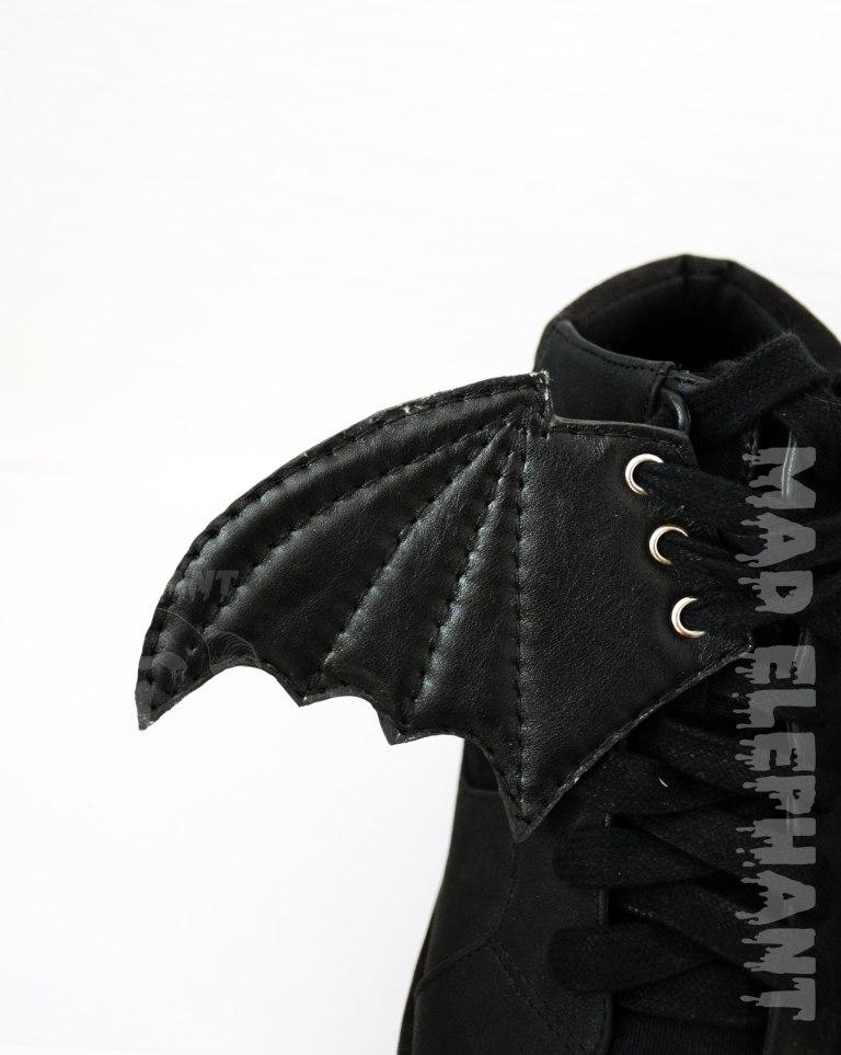 bat wings shoes