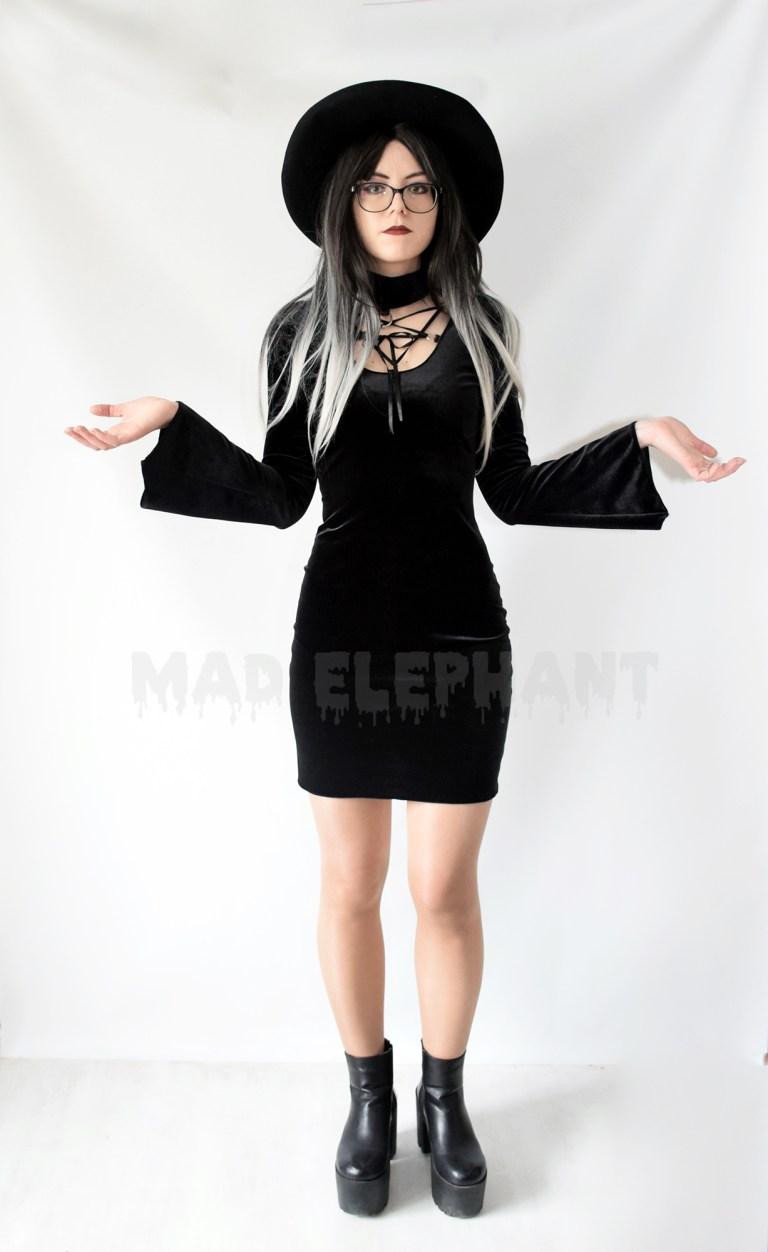 bodyline witch dress
