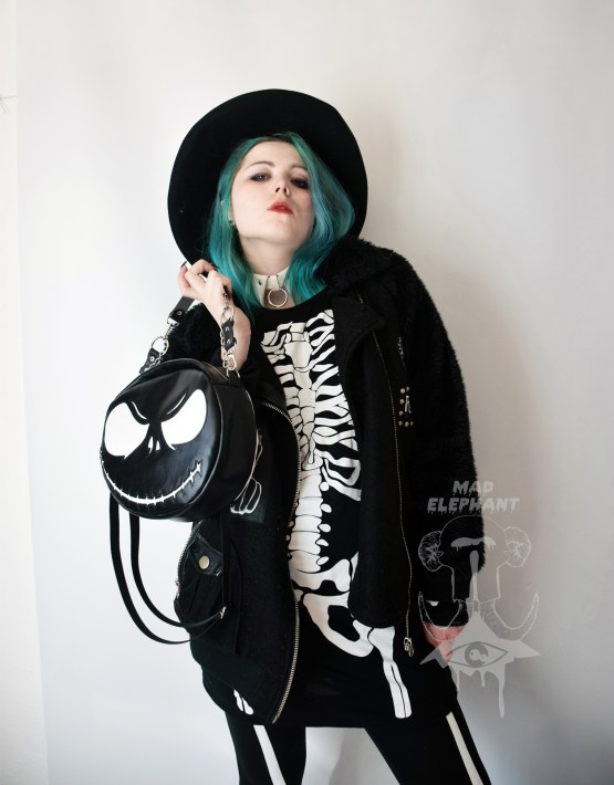 jack skellington crossbody bag