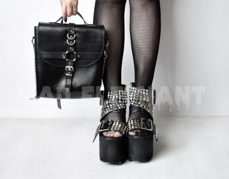 gothic style bag