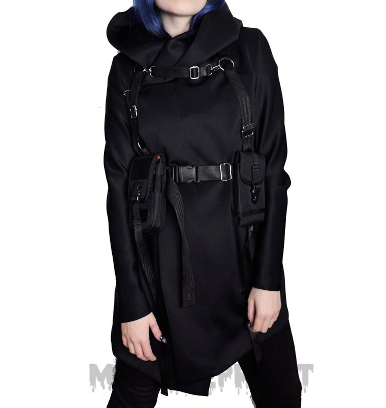 tactical vest techwear