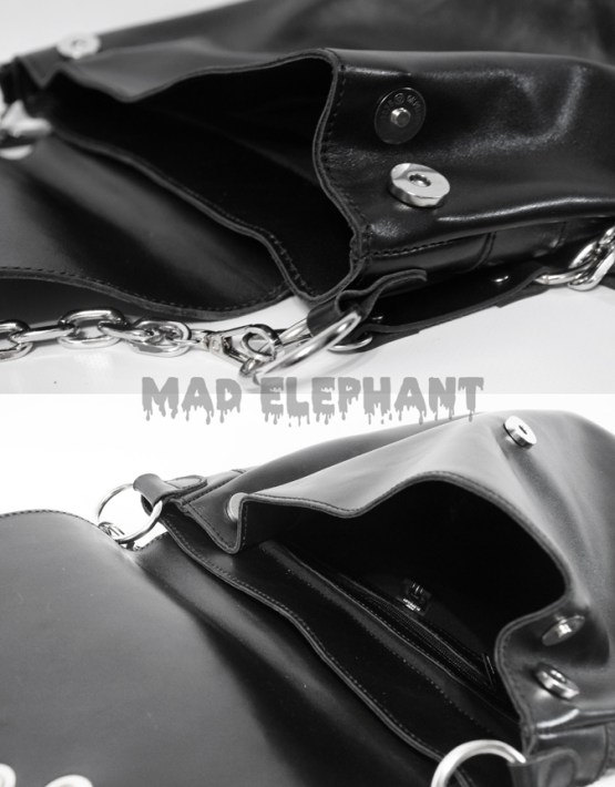 moth bag is made of high quality Italian leather