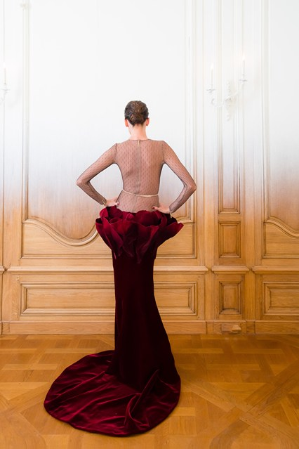 Stephane Rolland haute couture 2015