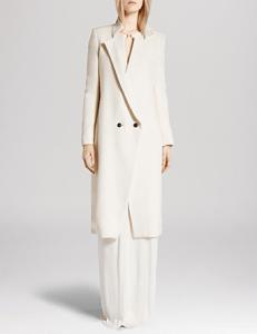 HALSTON HERITAGE white Coat