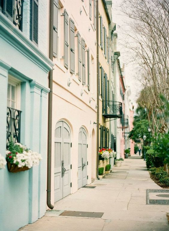 travel : charleston suggestions