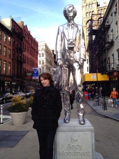Andy & Me Feb 2012 - 2