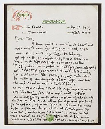John Lennon let 1