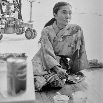 YokoKimonoTannenbaum
