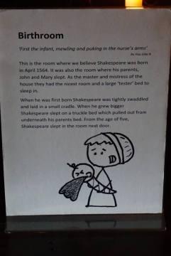 Info on the Birthroom