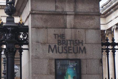 The British Museum!