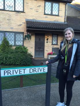 day 7.2 mady at num 4 privet drive