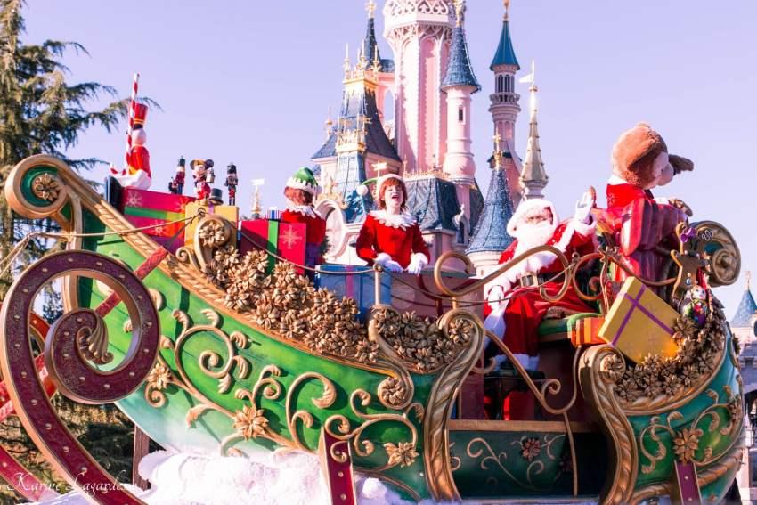 Noël à Disneyland Paris 29