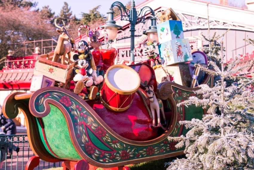 Noël à Disneyland Paris 20