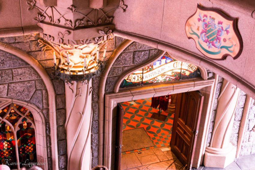 Disneyland Paris - Magasin