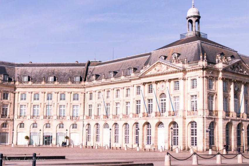 Place de la Bourse - Bordeaux- Blog Made Me Happy