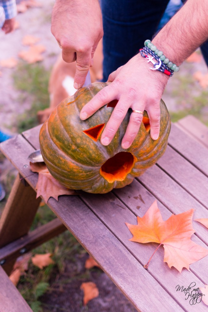 DIY - Citrouille Halloween - Blog Made Me Happy - Bordeaux