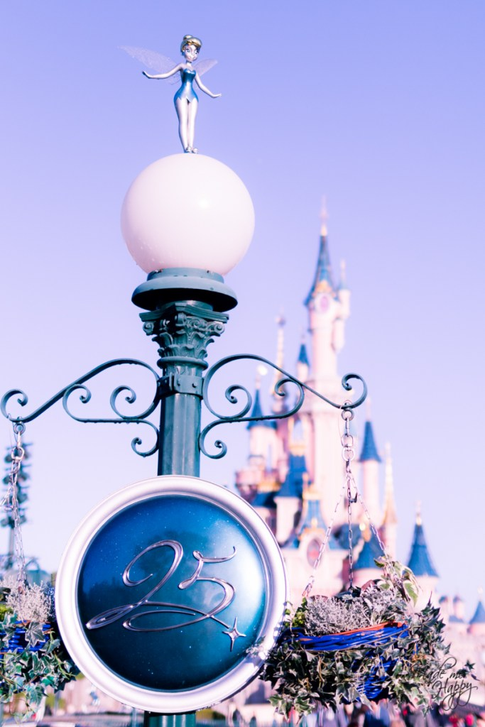 Disneyland Paris -25 ans - Blog Made Me Happy Bordeaux