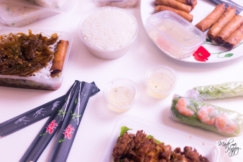 Panda express avec allo resto by just eat - Blog Made me Happy B