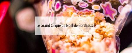 Grand Cirque de Noël - Blog Made Me Happy Bordeaux (cover)