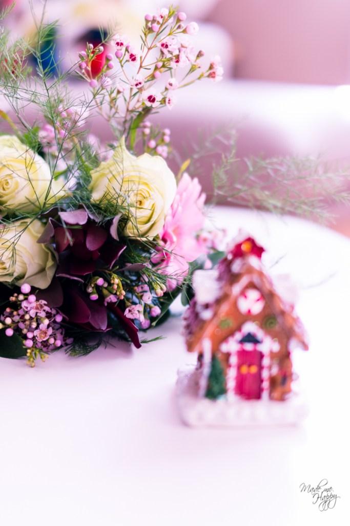 Bouquet Fleurs Bloom's Décembre - Blog lifestyle Bordeaux