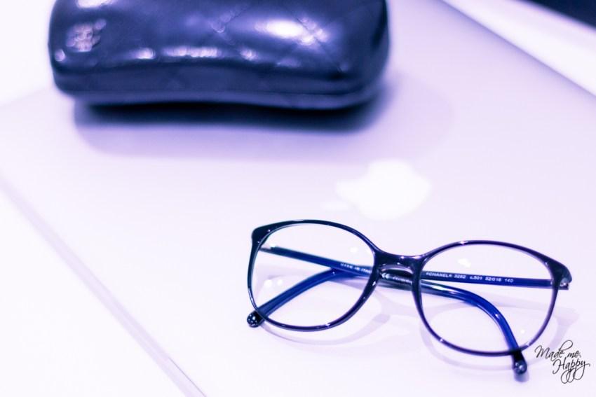 Hypermetrope - Nouvelles lunettes de vue Chanel - Blog lifestyle