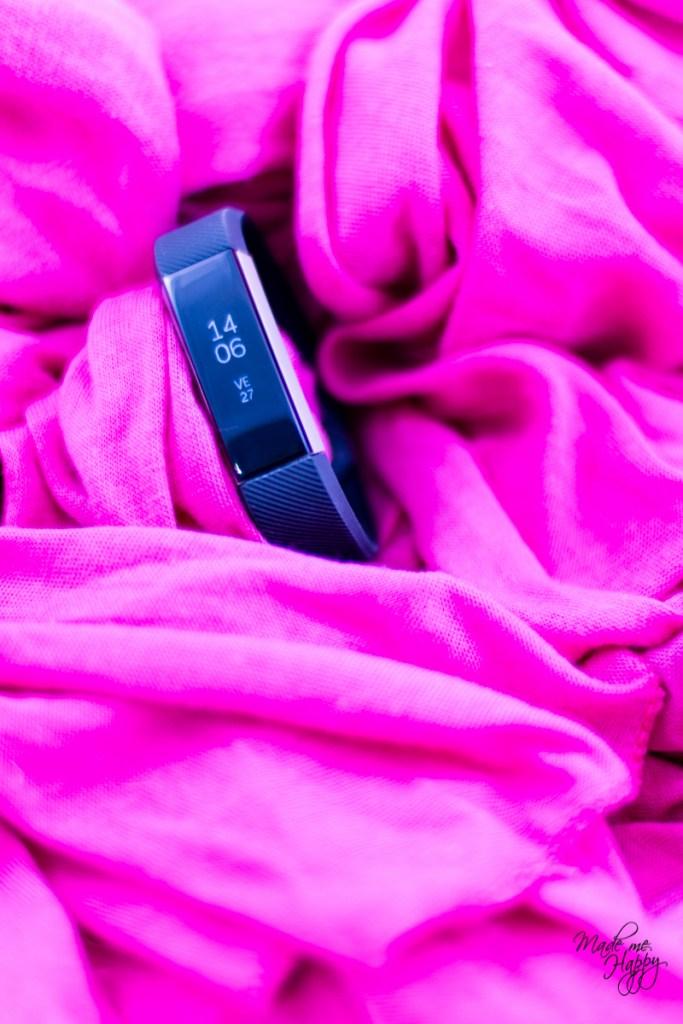 Fitbit Alta - Cadeaux anniversaire - Blog lifestyle Bordeaux