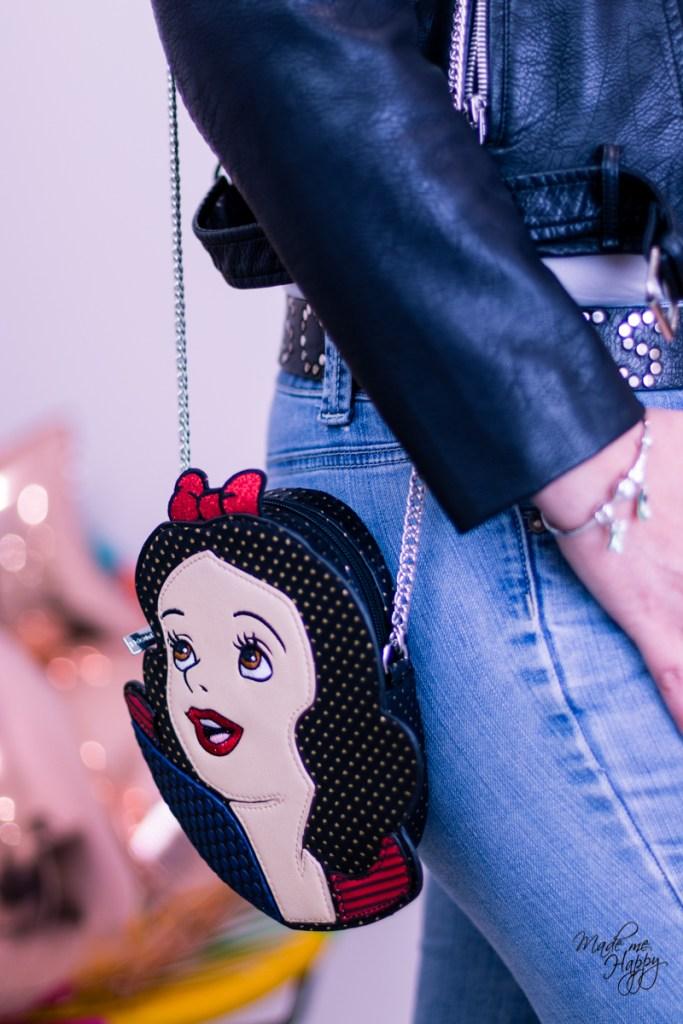 Sac Blanche Neige Danielle Nicole - Cadeaux anniversaire - Blog lifestyle Bordeaux