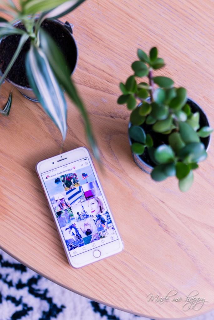 Matériel photo - iPhone 7+ - Blog lifestyle bordeaux