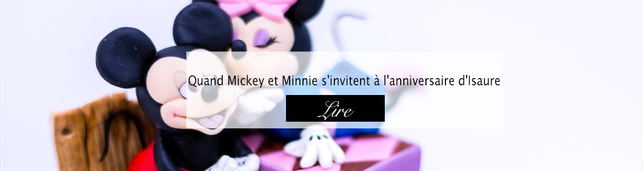 Anniversaire enfant Mickey Minnie - Blog famille Bordeaux