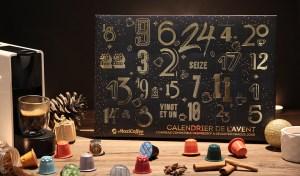 calendrier de l'avent Café Maxi Coffee - Blog lifestyle Bordeaux