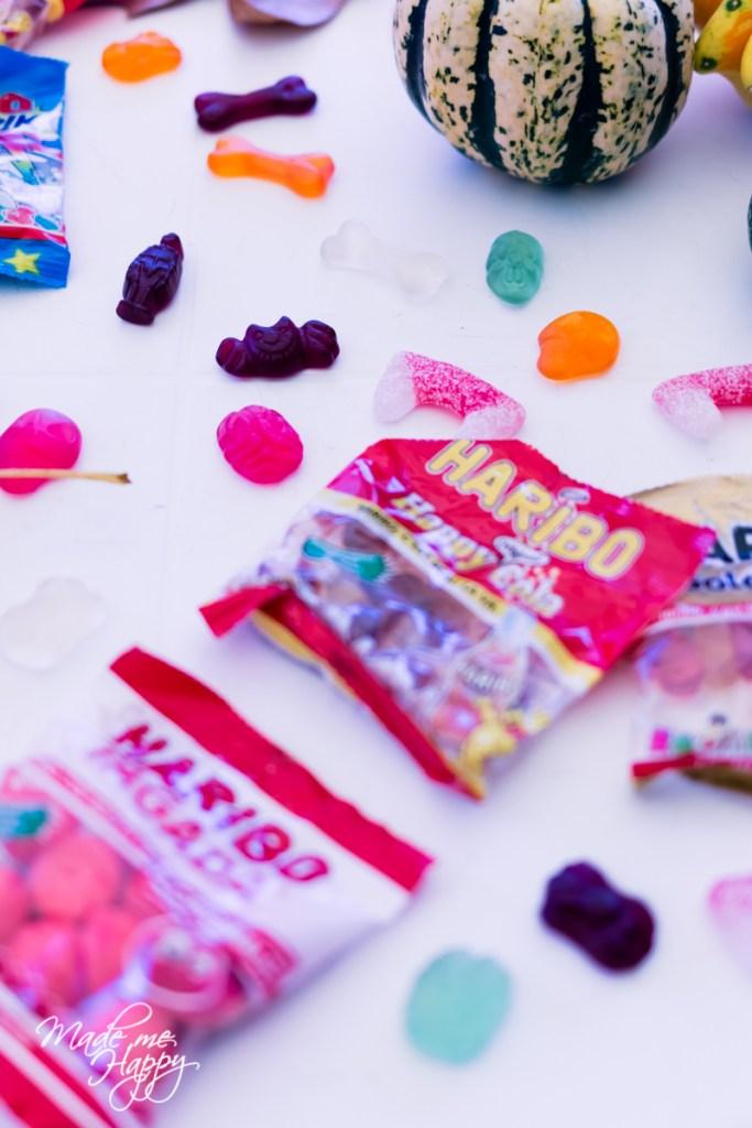Halloween 2018 - Bonbons Haribo - Blog Famille 2018